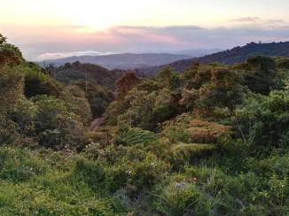 Widoki z Cerro Amigos