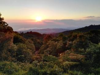 Kostarykańskie góry