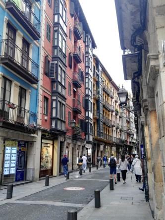 Bilbao, Kraj Basków