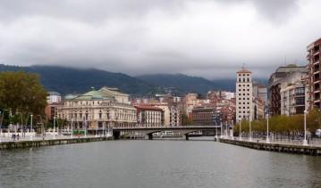 Bilbao, centrum