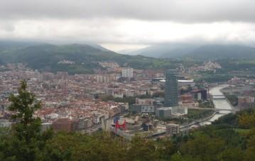 Bilbao, widok