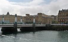 San Sebastian, centrum