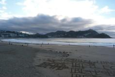 San Sebastian, wybrzeże 2