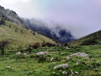 Szlak na Txindoki