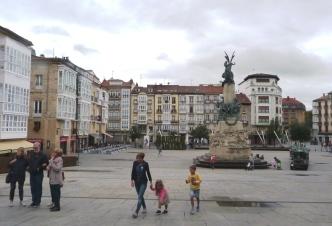 miasto z baskijskim klimatem