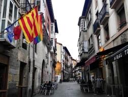 Vitoria, Kraj Basków, ulice