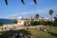 Tel Aviv, widok na miasto (2)