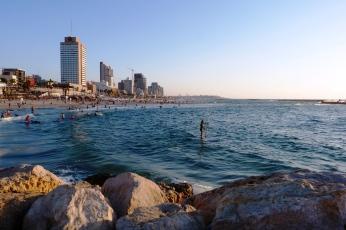 Tel Aviv, widok na miasto 2