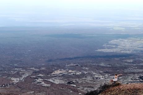 Galapagos, Isla Isabela, Sierra Negra (3)