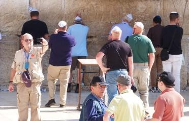 Jerozolima, Ściana Płaczu 1
