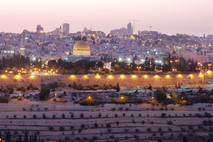 Jerozolima, Góra Oliwna (2)