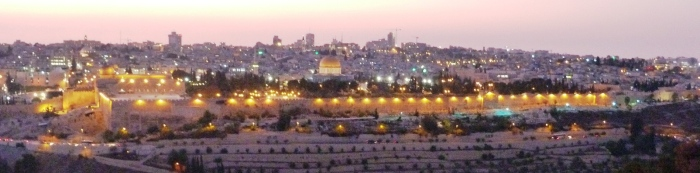 Jerozolima, Góra Oliwna (3) — kopia