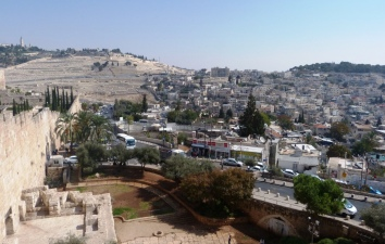 Jerozolima, widok