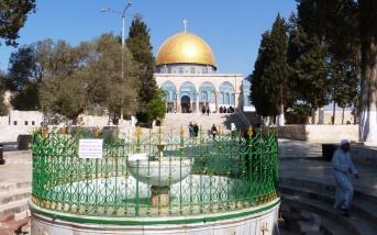 Jerozolima, Wzgórze Świątynne