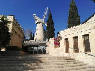 Dzielnicy Yemin Moshe