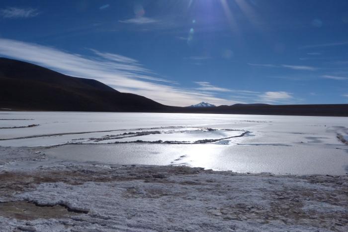 Laguny w okolicy Salaru (Rezerwat Eduardo Avaroa)