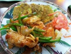 Kurczak w salsa criolla