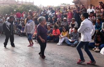 Meksykańskie tańce