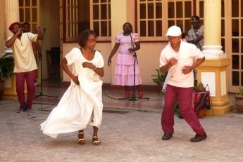 Kuba taniec