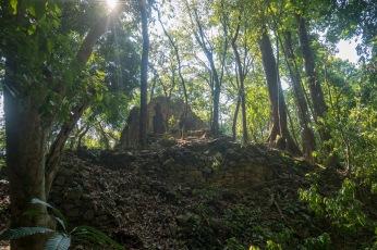 Ukryte ruiny