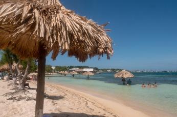 Turystyczna Utila w Hondurasie