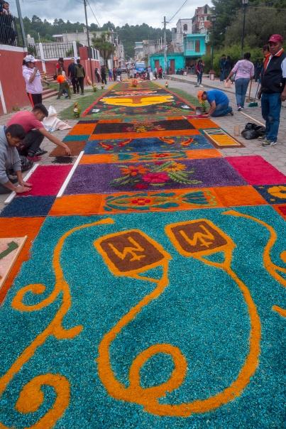 Dywany w Salcaja