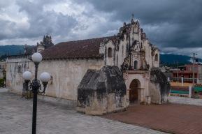 Najstarszy kościół w Salcaja