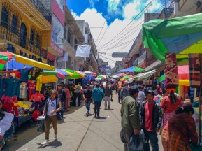 Kolorowe San Francisco El Alto