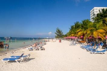 Cancun hotelowy...