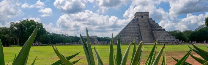 Chichen Itza 2 — panorama
