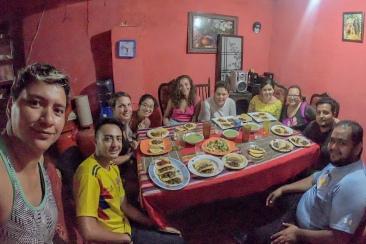 Salwador rodzina