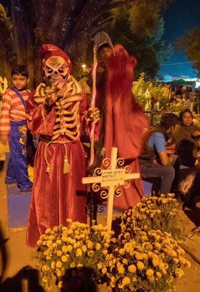 Oaxaca Dzień Zmarłych (15 of 42)