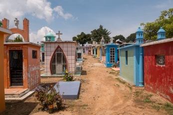 Cmentarz w Comitan