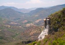 Oaxaca Hierve el Agua