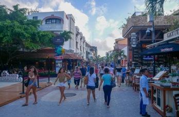 Drogie Playa del Carmen