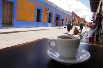 Kawa w Chiapas