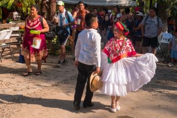 Tańce Meksyk