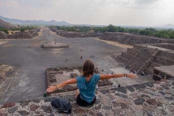 Teotihuacan - znacznie tańszy...