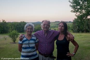 Tutejsza rodzinka na urugwajskiej wsi