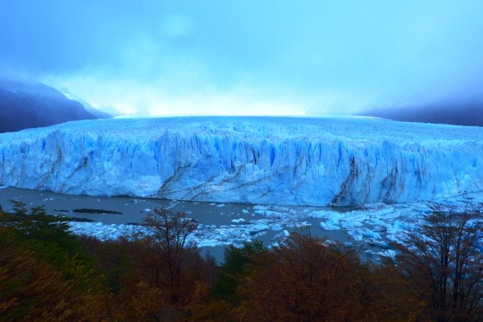 Patagonia Lodowiec Perito Moreno (2)