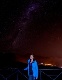 Chile niebo