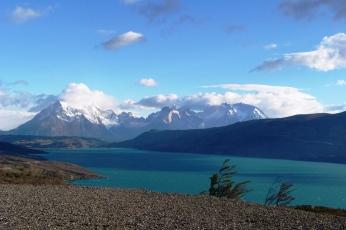 Torres del Paine w Patagonii