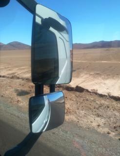 Chile autostop
