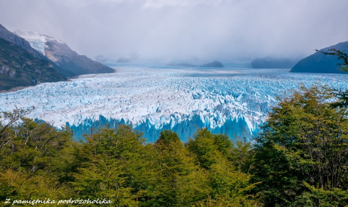 Argentyna Lodowiec Perito Moreno 1