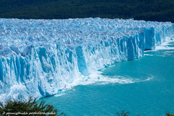 Argentyna Lodowiec Perito Moreno 2