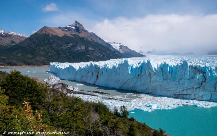 Argentyna Lodowiec Perito Moreno 3