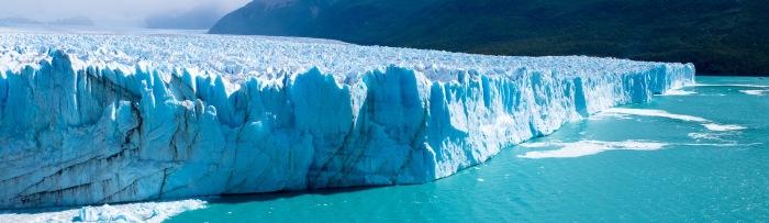 Argentyna Lodowiec Perito Moreno panorama