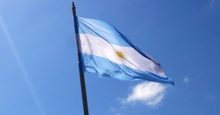 Argentyna flaga